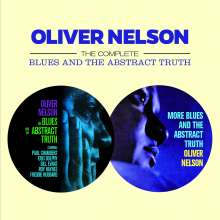 Oliver Nelson (1932-1975): The Complete Blues And The Abstract Truth, 2 CDs