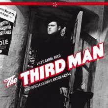 Anton Karas: Filmmusik: Third Man (180g) (Limited-Edition), LP