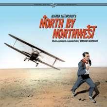 Bernard Herrmann (1911-1975): Filmmusik: North By Northwest (O.S.T.) (180g) (Limited-Edition), LP