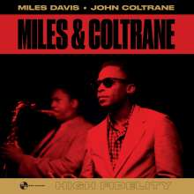 Miles Davis & John Coltrane: Miles & Coltrane (remastered) (180g) (Limited-Edition), LP