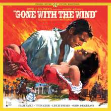 Max Steiner (1888-1971): Filmmusik: Gone With The Wind - The Complete Original Soundtrack (180g) (Limited-Edition), LP