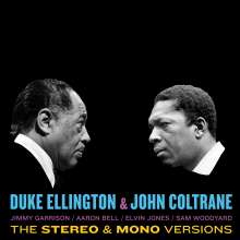 Duke Ellington & John Coltrane: Ellington & Coltrane: The Original Stereo & Mono Versions (remastered) (180g) (Limited-Edition), 2 LPs