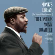 Thelonious Monk (1917-1982): Monk's Dream: Original Stereo & Mono Versions (remastered) (180g) (Limited-Edition), 2 LPs