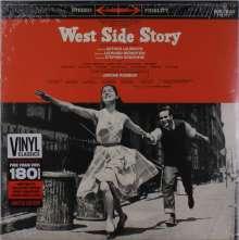 Leonard Bernstein (1918-1990): Filmmusik: West Side Story (O.S.T.) (remastered) (180g) (Limited Edition), LP