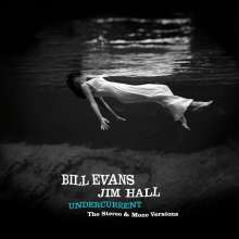 Bill Evans & Jim Hall: Undercurrent: The Stereo & Mono Versions (remastered) (180g) (Limited Edition) + 2 Bonus Tracks, 2 LPs
