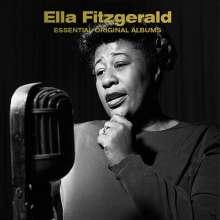 Ella Fitzgerald (1917-1996): Essential Original Albums, 3 CDs