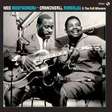 Wes Montgomery & Cannonball Adderley: Wes Montgomery - Cannonball Adderley (remastered) (180g) (Limited-Edition) (Translucent Vinyl), LP