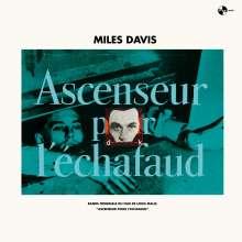 Miles Davis (1926-1991): Ascenseur Pour L'Echafaud (remastered) (180g) (Limited-Edition), LP
