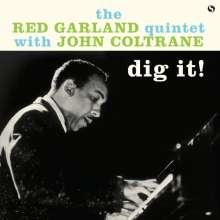 Red Garland (1923-1984): Dig It! (remastered) (180g) (Limited-Edition) (Clear Vinyl) +1 Bonus Track, LP