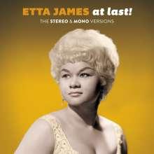 Etta James: At Last! The Stereo & Mono Versions (+ 4 Bonus Tracks), CD