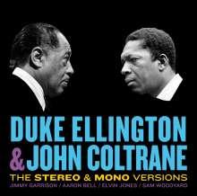 Duke Ellington & John Coltrane: The Stereo & Mono Versions + 10 Bonus Tracks (Limited-Edition), 2 CDs
