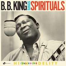 B.B. King: Sings Spirituals (180g) (+2 Bonustracks), LP