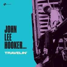 John Lee Hooker: Travelin' (180g) (Limited-Edition) (+2 Bonustracks), LP