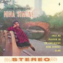 Nina Simone (1933-2003): Little Girl Blue (180g) (Green Vinyl), LP