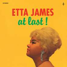 Etta James: At Last! (180g) +4 Bonus Tracks, 2 LPs