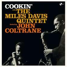 Miles Davis (1926-1991): Cookin' With The Miles Davis Quintet (+2 Bonustracks) (remastered) (180g) (Limited Edition), LP