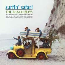 The Beach Boys: Surfin' Safari (180g), 2 LPs