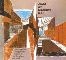 Charlie Parker (1920-1955): Jazz At Massey Hall 1953 (+ 1 Bonus Track), CD