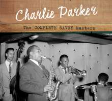 Charlie Parker (1920-1955): The Complete Savoy Masters, 2 CDs