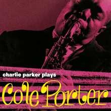 Charlie Parker (1920-1955): Charlie Parker Plays Cole Porter (180g) (Limited Edition) (Yellow Vinyl) +4 Bonus Tracks, LP