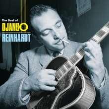 Django Reinhardt (1910-1953): The Best Of Django Reinhardt (180g) (Limited Edition) (Solid Orange Virgin-Vinyl), LP