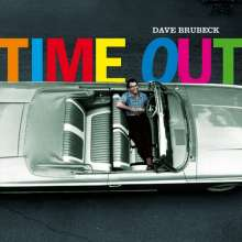 Dave Brubeck (1920-2012): Time Out (180g) (Limited Edition) (Translucent Yellow Virgin-Vinyl), LP