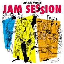 Charlie Parker (1920-1955): Jam Session (180g) (Limited Edition) (Yellow Vinyl), LP