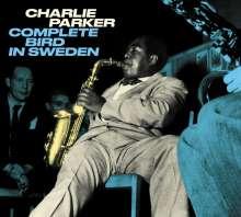 Charlie Parker (1920-1955): Complete Bird In Sweden, CD