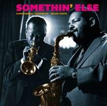 Miles Davis & Cannonball Adderley: Somethin' Else (+Bonus Tracks), CD