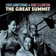 Duke Ellington & Louis Armstrong: The Great Summit (180g) (Limited Edition) (Yellow Vinyl) (+1 Bonustrack), LP