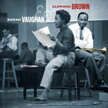 Sarah Vaughan & Clifford Brown: Sarah Vaughan & Clifford Brown (180g) (Limited Edition) (Colored Vinyl) (+Bonustrack), LP