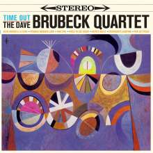 """Dave Brubeck (1920-2012): Time Out (180g), 1 LP und 1 Single 7"""""""