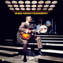 Wes Montgomery (1925-1968): The Incredible Jazz Guitar Of Wes Montgomery (180g) (Limited Edition) (+ 1 Bonustrack), LP