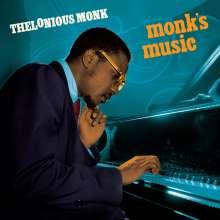 Thelonious Monk (1917-1982): Monk's Music (180g) (Limited Edition) (Solid Blue Vinyl) +2 Bonustracks, LP