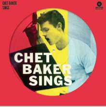 Chet Baker (1929-1988): Sings (180g) (Limited Edition) (Picture Disc), LP