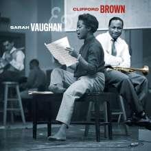 Sarah Vaughan & Clifford Brown: Sarah Vaughan With Clifford Brown / Sarah Vaughan, CD