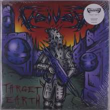Voivod: Target Earth (Limited Edition) (Picture Disc), 2 LPs