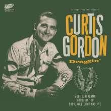 """Curtis Gordon: Draggin' EP, Single 7"""""""