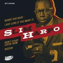 "Slim Harpo: Bobby Sox Baby EP, Single 7"""