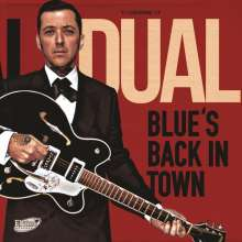 Al Dual: Blue's Back In Town EP, Single 7""