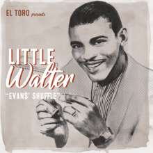 """Little Walter (Marion Walter Jacobs): Evans' Shuffle EP, Single 7"""""""