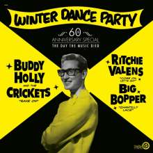 Winter Dance Party, LP