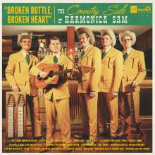 Harmonica Sam: Broken Bottle, Broken Heart, LP
