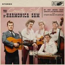 "Harmonica Sam: My First Broken Heart, Single 7"""