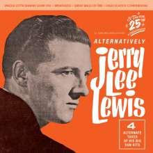 "Jerry Lee Lewis: Alternatively (Clear Orange Vinyl), Single 7"""