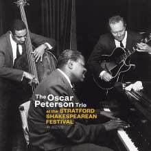 Oscar Peterson (1925-2007): At The Stratford Shakespearean Festival (remastered) (180g) (Limited-Edition), LP