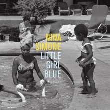 Nina Simone (1933-2003): Little Girl Blue (Jazz Images), CD