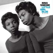 Nina Simone (1933-2003): Little Girl Blue, LP
