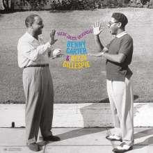Benny Carter & Dizzy Gillespie: New Jazz Sounds (remastered) (180g) (Limited-Edition) +1 Bonustrack, LP