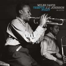 Miles Davis & J.J. Johnson: Tempus Fugit (remastered) (180g) (Limited-Edition), LP
